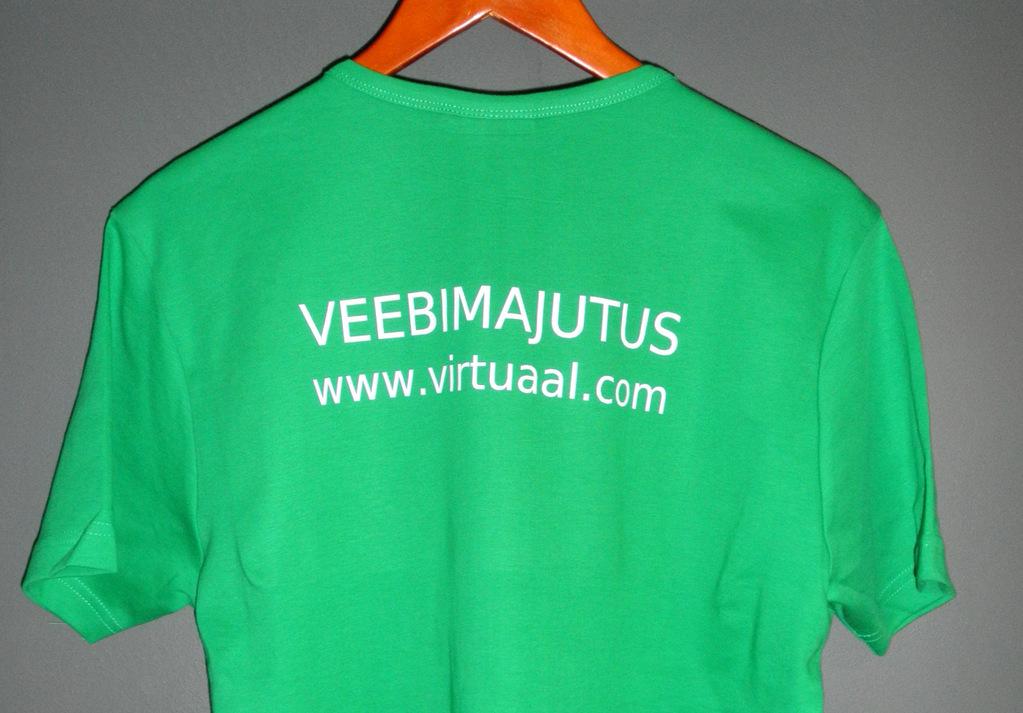 a85046a9432 Virtuaal.com kuumpress trükk t-särgile